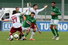 Avellino - Livorno 2 - 1 Helios sponsor game 011