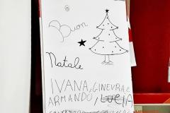 Festa di Natale-Auguri dei più piccoli-