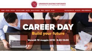 La Helios Tecnologie presente al Career-day dell'Università Telematica Giustino Fortunato