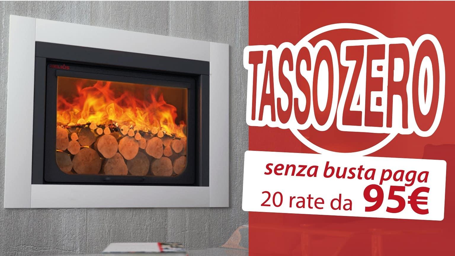 Ecoflame a tasso zero!