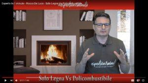 Esperto in 1 minuto: Legna vs Policombustibile
