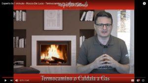 Esperto in 1 minuto: Termocamino o caldaia a gas?