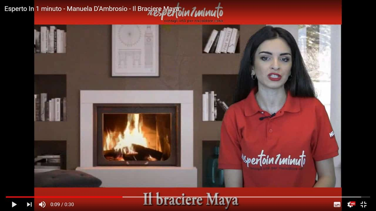 Esperto in un minuto: il Braciere Maya