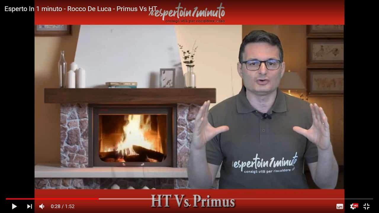 Esperto in un minuto: HT vs Primus