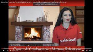 Read more about the article Esperto in un minuto: camera di combustione e mattoni refrattari