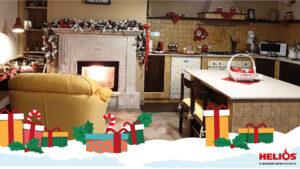 A Natale puoi… Scopri il concorso di Natale di Helios
